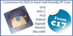 VHS To DVD Conversions, VHS to DVD Transfers, Video To DVD Conversions, Video to DVD Transfers,