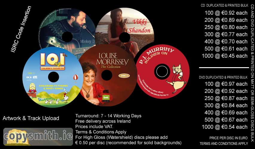 Laois, CD duplication, DVD duplication, CD duplication Laois, DVD duplication Laois, disc duplication, music duplication, CD, DVD, disc, copying, Ireland, Laois, Laois, Laois, Laois, Laois, Laois, Laois, Laois, Laois, Laois,